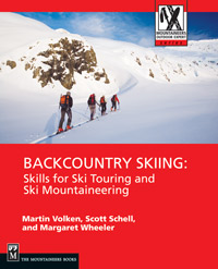 Backcountry Skiing by Martin Volken