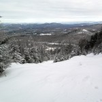 Untracked on First Run at Mittersill