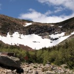 Tuckerman Ravine from the Cache