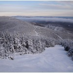 Ramshead & Pico from Killington Summit