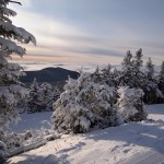 Killington Summit at Dawn