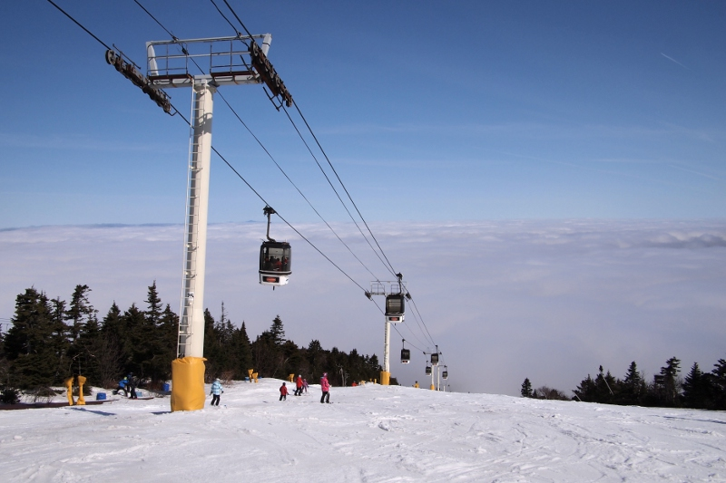 Summit Gondola & Upper Standard