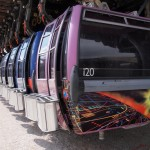 Random image: Gondola Cars All Lined Up