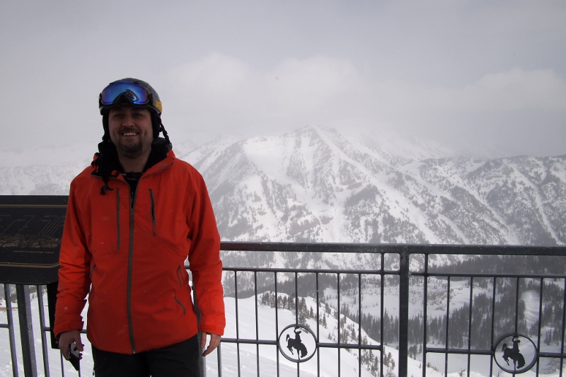 Kingsley at Jackson Hole Summit